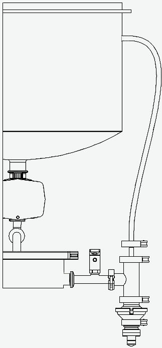 pressure gravity filling diagram